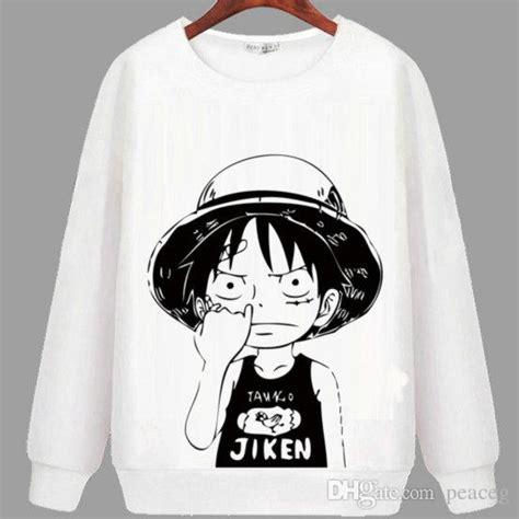 Sweater D Luffy 2017 one hoody monkey d luffy sweatshirt autumn keep warm hoodies sweat shirt
