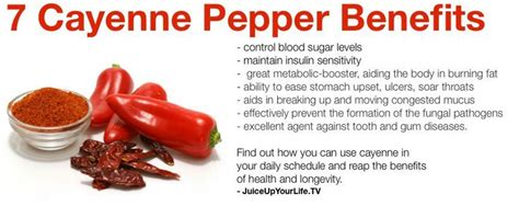 Cayenne Pepper Detox Benefits pepper benefits cayenne peppers and photos on