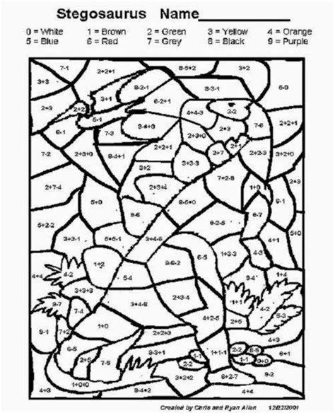 multiplication color by number coloring pages free printable multiplication color by number worksheets
