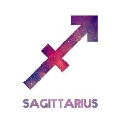 sagittarius zodiac star sign horoscope symbol galaxy 8x10