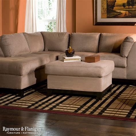 Dining Living Room Furniture Leather Sofas Raymour And Flanigan Kinsella Collection Living Room Living Room Mommyessence