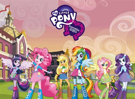 My little pony equestria girls une nouvelle bande annonce