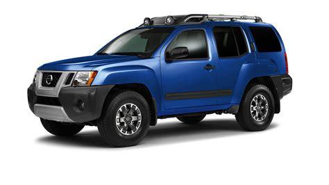 2015 Nissan Xterra Pro 4x Metallic Blue Details