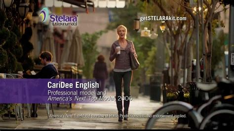 who is the actress in the stelara commercial who is the actress in the stelara commercial