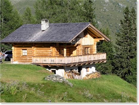 Urlaub In Einer Almhütte by Nationalpargemeinde M 246 Rtschach