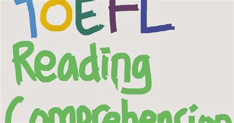 Kunci Inggris Fukung 10 contoh soal tes toefl reading comprehension lengkap dengan kunci jawaban portal