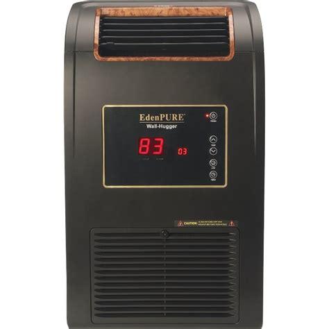 Rv Garage With Living Space Edenpure A5473 Wall Hugger Ptc Infrared Heater 1500 Watt
