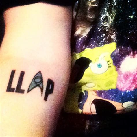 live long and prosper tattoo 17 best images about ideas on