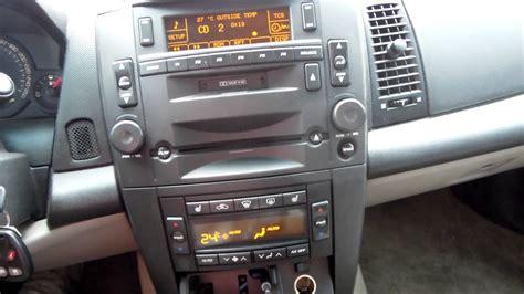 cadillac cts aux    ipod iphone mp player car radio autoradio youtube
