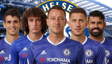 chelsea player 2017 chelsea players weekly salary list 2017 2018 full squad