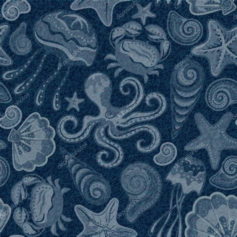 seamless denim pattern vector denim seamless pattern jeans background with