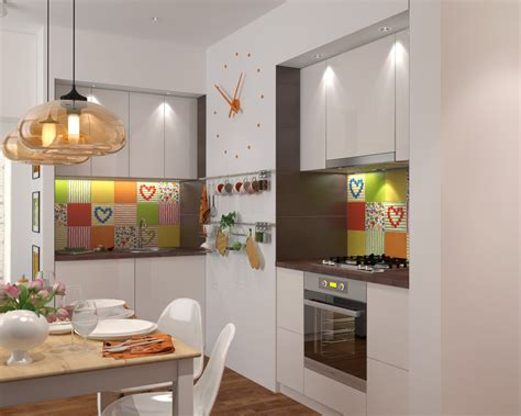 4 and stylish spaces 50 square meters