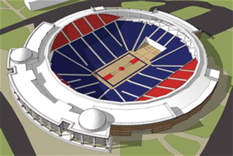 liberty vine center seating chart post your basketball arena page 2 chionship