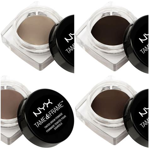 Eyebrow Pomade Nyx nyx 2015 now available at ulta musings of a muse