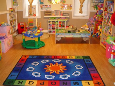 home daycare rooms on home daycare home