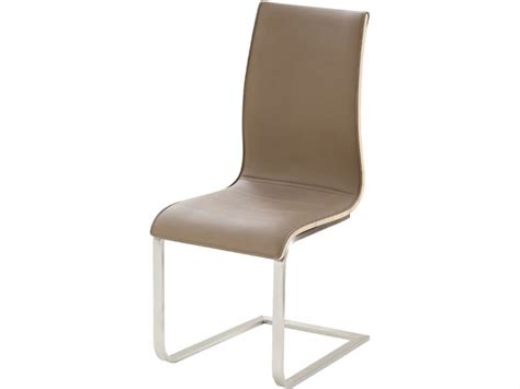 Cantilever Dining Chairs Cosmic Brown Cantilever Dining Chair Longlands