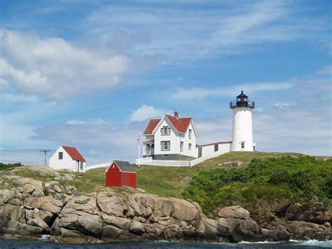 Cape Neddick Light by Panoramio Photo Of Cape Neddick Lighthouse