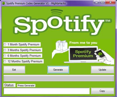 How Does A Spotify Gift Card Work - redeem code spotify premium