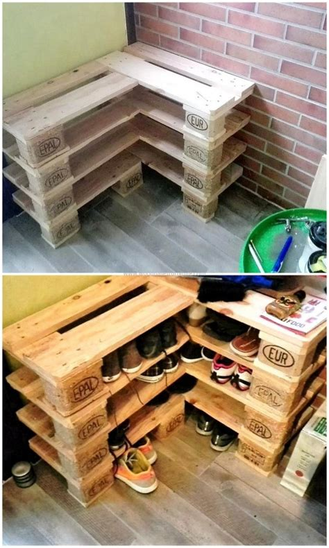 diy shoe rack ideas 5 you can make bob vila 15 easy diy shoe storage projects you can build on a budget