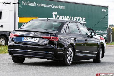 Audi A4 B9 2015 by 2016 Audi A4 B9 Without Camo Gtspirit