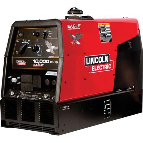 Lu Hannoch Genius 10 Watt Ac Dc free shipping lincoln electric eagle 10 000 plus welder generator with kohler engine 225