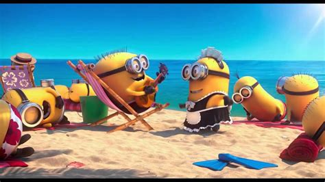 minions in the summer time