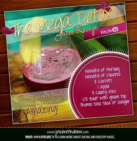 Cilantro Detox Diarrhea by The Mega Detox Juice Recipe Delicious Refreshing And
