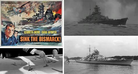 sink the bismarck sink the bismarck a movie with an unrivaled consistency