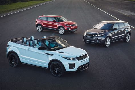 range rover evoque production news range rover evoque hits five years of uk production