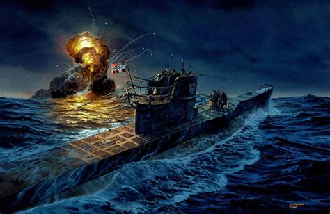 ultimate sailboat sub submarines more on the imaginary 1942 u132 attack at dawn tom freemanthe german submarine