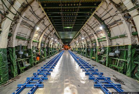 Antonov An 225 Mriya Interior by Antonov An 225 Mriya Pesawat Terbesar Di Dunia Pictures