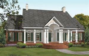 House Plans Southern Style Southern Style House Plans 2085 Square Foot Home 1