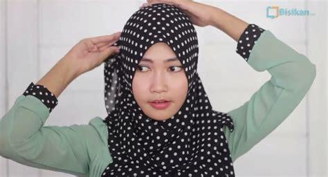 18 tutorial hijab pashmina spandek simple knowledge 15 tutorial hijab pashmina sederhana knowledge