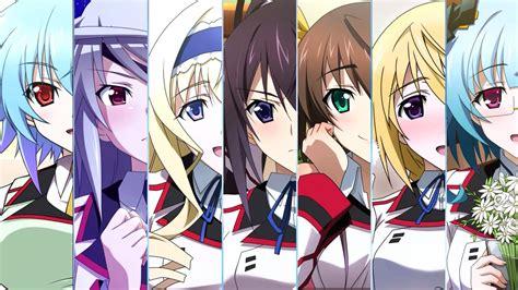 anime just like infinite stratos infinite stratos season 2 new characters www pixshark