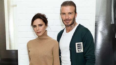 New Beckham Edward 8095 beckham and david beckham make a stylish at fashion week mens vogue