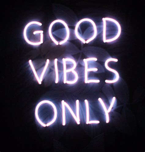 neon wall light signs vibes only neon sign pink glow light wall tropical