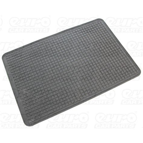 Rubber Mats For Car by Carpoint Car Mat Rubber 50x35 Cm Dimpled