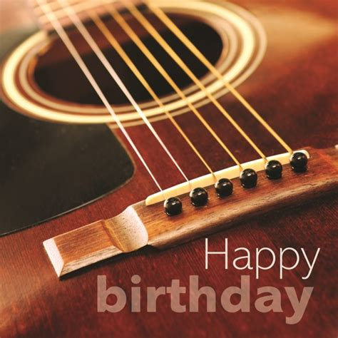 guitar birthday card template happy birthday wishes with guitar page 2