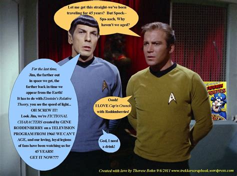 Koko What I Like Version Size S Dan M happy 45th trek tos 2011 by therese b on deviantart