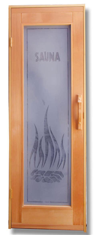 Sauna Door Custom Made Glass Type E Dreamsauna Dreamsauna Custom Made Glass Doors