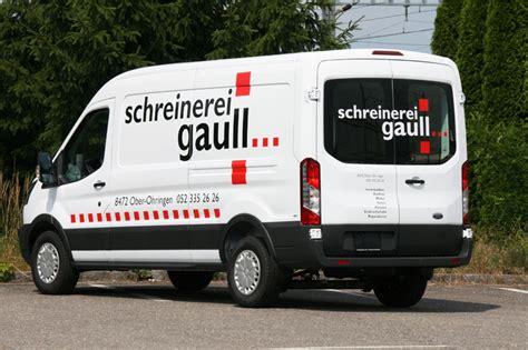 Möbel Gärtner 4789 by Indi Graphics Winterthur Fahrzeugbeschriftungen
