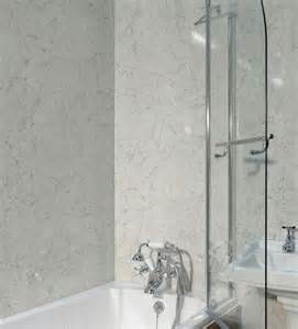 Hydro System Bathtub Classic Marble Multipanel Wet Wall Panels