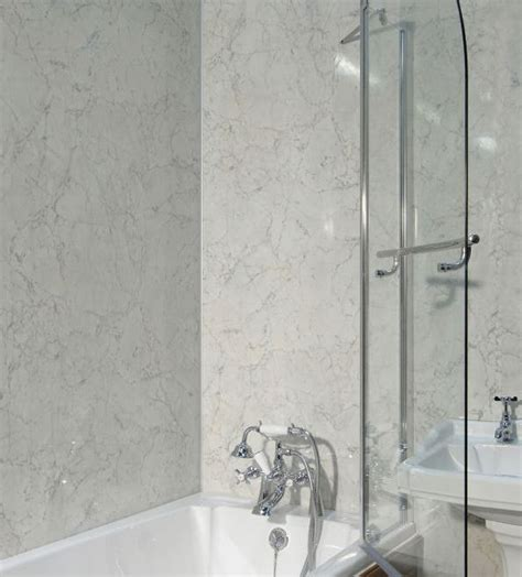multi panels for bathrooms grey marble multipanel wet wall panels