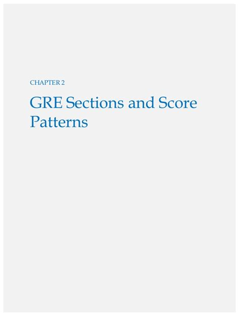 gre experimental section your ultimate guide to cracking the gre