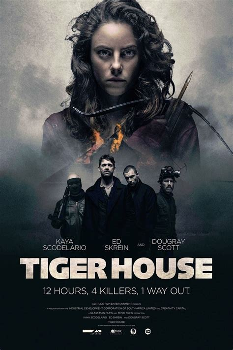 tiger house movie tiger house dvd release date november 3 2015
