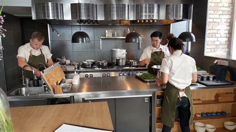 oojam wins best kitchen award at the restaurant design relae copenhagen farm to table dining sustainable