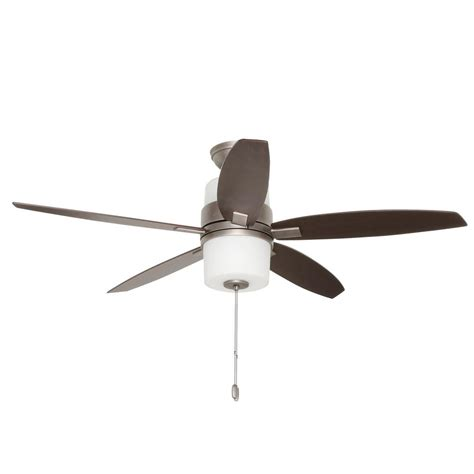 hunter channing ceiling fan hunter channing 52 in indoor new bronze ceiling fan with