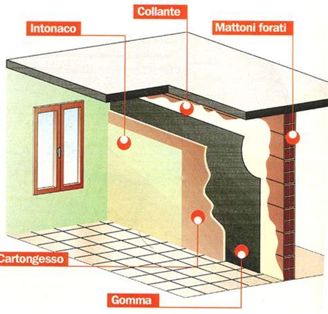 come isolare acusticamente un soffitto come ridurre i rumori di casa