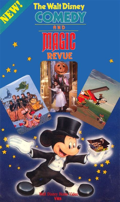 film comedy disney the walt disney comedy and magic revue disneywiki
