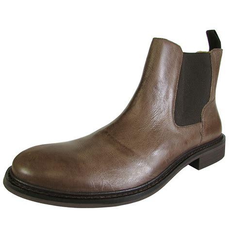 cole haan mens marshall chelsea slip on boot shoe ebay